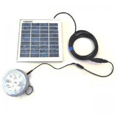 Kit éclairage solaire 1 lampe