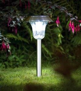 SOLAIRE Produits Energie renouvelables Lampe solaire de jardin ...